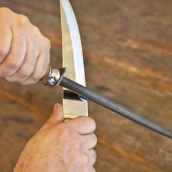 Afiação de facas