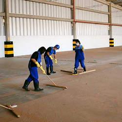 Limpeza construção cotar