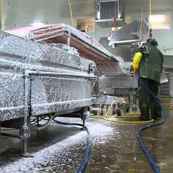 Cotação limpeza industrial