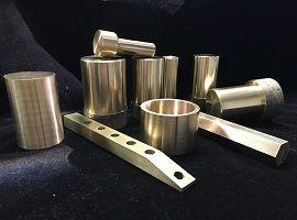 Serviços de usinagem de Bronze