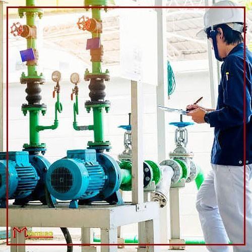 manutenção hidraulica industrial