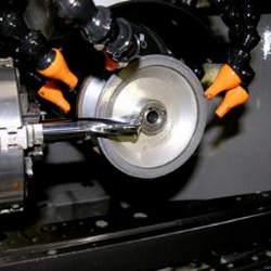 Afiação de ferramentas de usinagem