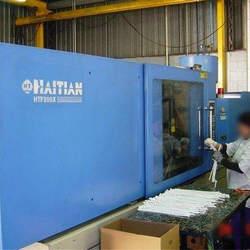 Prestação de serviços em injeção de plásticos
