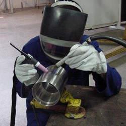 Inspeção de vasos sob pressão