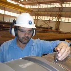 Técnico em inspeção de equipamentos