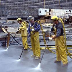 Limpeza industrial preço