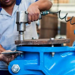 Manutenção em industrias
