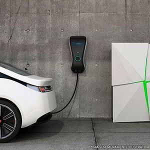 Ponto de carregamento de veículos elétricos