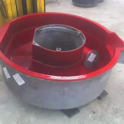 Revestimento em tambor